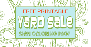 sale signs printable