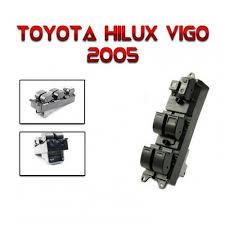 Power Window Switch Main Control Fit <b>For Toyota Hilux</b> Vigo ...