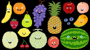 learning fruits