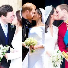 From kate middleton to princess diana. How Princess Eugenie And Jack Brooksbank S Wedding Kiss Differed From Meghan Markle And Prince Harry S