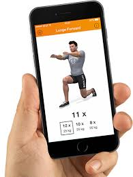 thuis fitness app