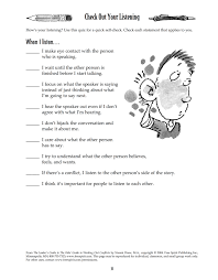 check out your listening a printable quiz to help kids check out your listening a printable quiz to help kids measure their listening skills