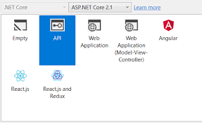 Create an application with Angular 6 and .Net Core: Step by step ...