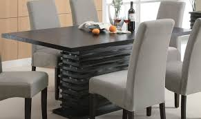 dining room sets oak contemporary for chairs solid wooden tables designs round glass natural table extendable