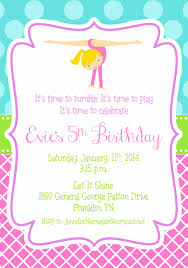 gymnastics birthday party invitations printable birthday party interesting princess gymnastics party invitations