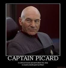 Drink Up For Captain Picard Day! | To Work, Star Trek and Stars via Relatably.com