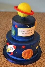 Kids Space Cake Birthday Cakes Cake Galaxy Cake Planet Cake