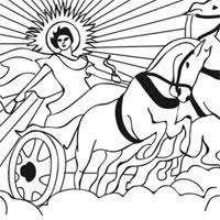 Small Picture Ancient Greece Coloring Pages Surfnetkids