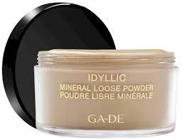 GA-DE <b>Рассыпчатая пудра с минералами</b> Idyllic Mineral Loose ...