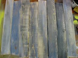 Wood Looking Paint Make New Wood Look Like Old Distressed Barn Boards Super Simple