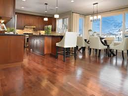 Wooden Floor For Kitchen Hardwood Flooring In Kitchen Pros And Cons Express Flooring