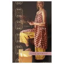 Tina Givens Patterns Gorgeous Tina Givens Strappy Frills Dress Pants Pattern Discount Designer