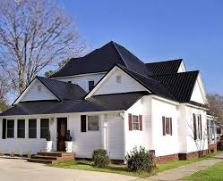 fabulous white color small home. Black Roof House Color Fabulous With 81 For White Small Home