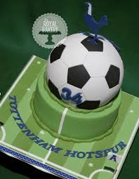 How To Decorate A Soccer Ball Cake