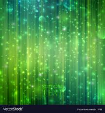 Holiday Green Background With Sparkles Royalty Free Vector