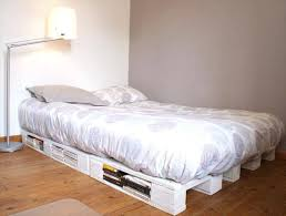 Beds Made From Pallets 42 Diy Recycled Pallet Bed Frame Designs 101 Pallet  Ideas