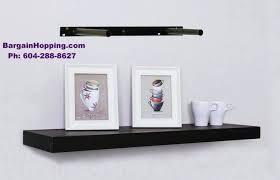 full size of dark wood wall shelving unit black wooden shelves metal shelf floating rack surrey