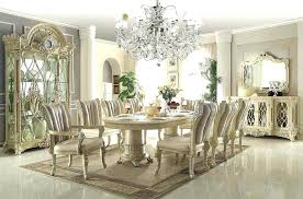 fancy dining room home design