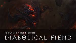 dota 2 diabolical fiend sf set workshop submission youtube