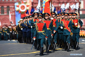Image result for russia victory day parade may 9th 2018