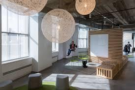 Image Advertising Swings Officelovin Tour Of Yelps Amazing New York City Office Officelovin