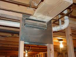 cold air return for finished basement
