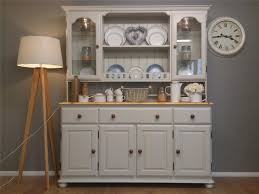 Shabby Chic Kitchen Furniture Big Ducal Solid Pine Shabby Chic Painted Welsh Dresser Kitchen