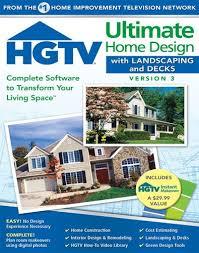 hgtv home design software. HGTV Ultimate Home Design With Landscaping And Decks Version 3 - Windows Front_Standard Hgtv Software L