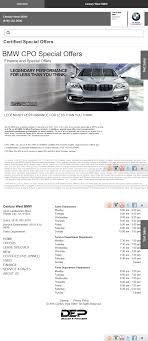 BMW 3 Series what is bmw cpo : Shame on Century West BMW