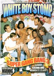 White Boy Stomp Super Gang Bang 3 DVD Devil s Films