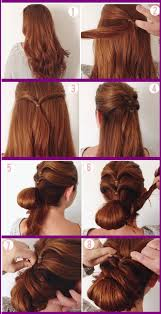 Hairstyle Easy Step By Step prom hairstyles step by step instructions hairstyles easy 4553 by stevesalt.us