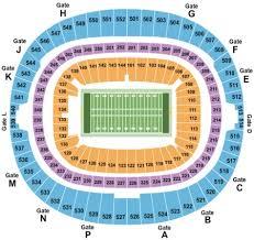 Los Angeles Rams Vs Cincinnati Bengals Tickets Section