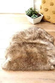 ikea sheep rug faux fur rug natural luxury faux sheepskin rug faux fur rug washing ikea