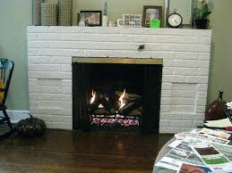 cost to convert fireplace to gas converting a wood burning fireplace to gas logs for convert