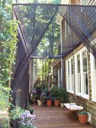 cool outdoor mesh curtains inspiration with best 25 screened porch curtains ideas on home decor front