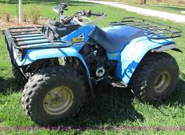 1987 yamaha moto 4 four wheeler atv item e5587 sold! wed 1985 yamaha 125 atv at 1985 Yamaha Atv