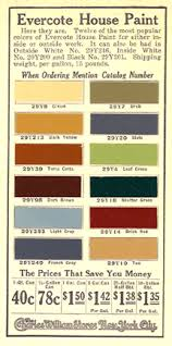 Historic House Colors Reclaimedhome Com