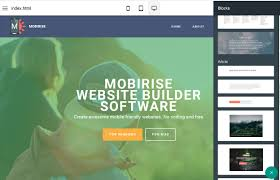 why mobirise mobile website builder is a smart choice