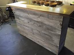 Rustic Bar Top Built A Rustic Bar For My Upcoming Wedding Album On Imgur