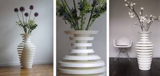 Out of The Ordinary 18 Creative Flower Vases Designs
