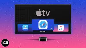 How to install and use a web browser on Apple TV 4 and 4K - iGeeksBlog