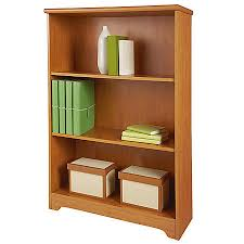 office depot bookcases wood. Realspace Magellan Collection 3 Shelf Bookcase Office Depot Bookcases Wood