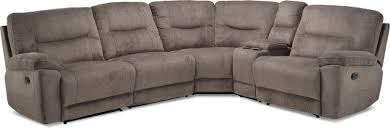 sectional with chaise and recliner. Simple And Colorado 5Piece Reclining Sectional  Grey With Chaise And Recliner P