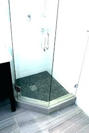 how to build a shower pan liner install large size of