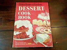 better homes and gardens cookbook. Vintage 1960 Better Homes And Gardens Dessert Cook Book Cookbook R
