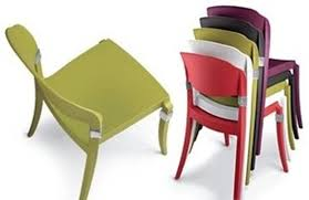 image of black metal stackable patio chairs ideas