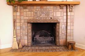 Decorating Tiles Crafts Fireplace Cool Arts And Crafts Tiles For Fireplaces Luxury Home 56