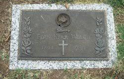 Fern Kerr Welch (1894-1986) - Find A Grave Memorial