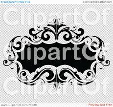 Decorative Text Boxes Text box clipart black background 57