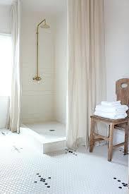 corner shower ideas curtain. Modren Shower Extra Long Shower Curtains For Walkin Showers Exquisite White Bathroom  Features A Corner To Ideas Curtain S